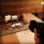 Work in progress... Presto nuovi prodotti su www.salimbene.store  Thanks to @essetiart  #essetiart #salimbene #packaging #shooting #newproducts #nuoviprodotti #madeinitaly #italiancoffee #italianespresso #coffee #coffeetime #compostabile #green #sustainability #capsule #cialde #cialdecaffe #espressopods