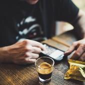 Caffè Salimbene in Poland  Repost @ilovenature.pl  Coffee break ☕️ ( spotted photo by ❤️ @monika_iwiczuk ) #coffeetime #nosugar #coffeebreak #espresso #salimbene #napoli #naples #1933 #caffe #break #coffeelover #kawa #przerwanakawe #czasnakawe #nespresso #coffeecapsules #coffeecapsule #caffecapsule #coffee #handsome