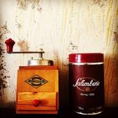 Salimbene in the world! #repost @albinjanoska thank you for sharing!  Happy coffee maniacs all around the world!  #caffesalimbene #salimbene #salimbeneespresso #salimbene1933 #italiancoffee #madeinitaly #caffe #caffè #coffee #coffeelover #coffeelovers